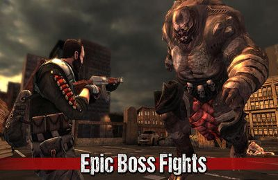 Download 2013 Infected Wars iPhone free game.