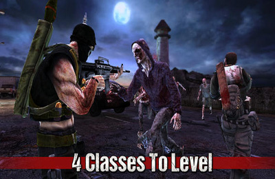 Screenshots of the 2013 Infected Wars game for iPhone, iPad or iPod.
