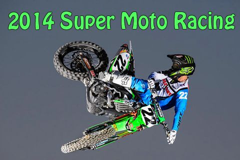 2014 Super moto racing
