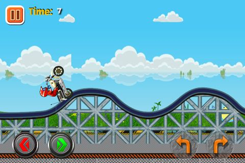 Free 2014 Super moto racing download for iPhone, iPad and iPod.