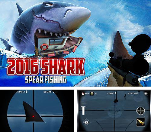 Download 2016 shark spearfishing iPhone free game.