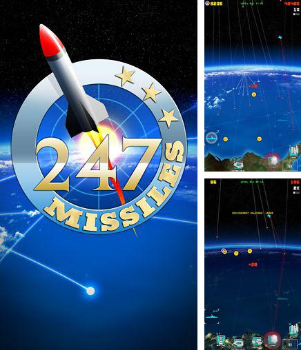 In addition to the game Hopiko for iPhone, iPad or iPod, you can also download 247 missiles for free.