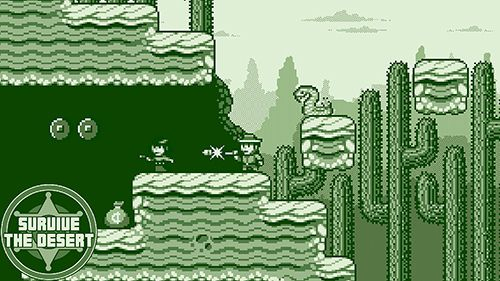 Descarga gratuita de 2-bit cowboy rides again para iPhone, iPad y iPod.