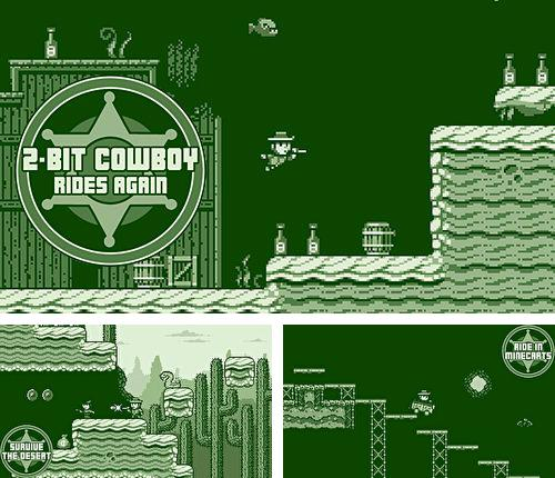 In addition to the game Fire Busters for iPhone, iPad or iPod, you can also download 2-bit cowboy rides again for free.