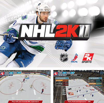 In addition to the game Blood & Glory for iPhone, iPad or iPod, you can also download 2K Sports NHL 2K11 for free.