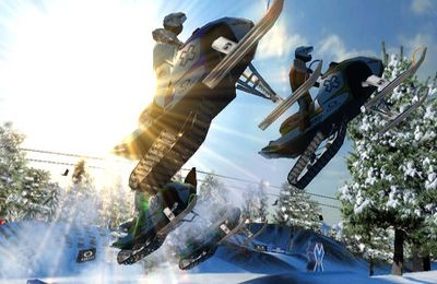 Descarga gratuita de 2XL Snocross para iPhone, iPad y iPod.