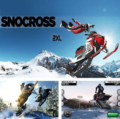 In addition to the game Zomber for iPhone, iPad or iPod, you can also download 2XL Snocross for free.