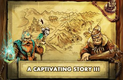 Download 300 Dwarves iPhone free game.