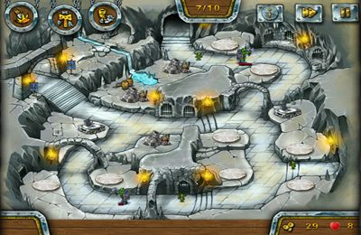 Screenshots of the 300 Dwarves game for iPhone, iPad or iPod.