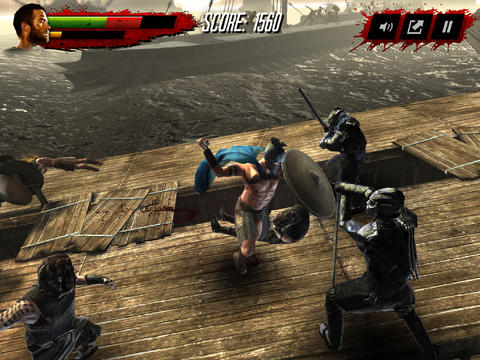 Free 300 Rise of an empire: Seize your glory download for iPhone, iPad and