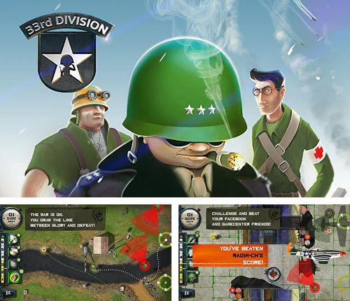 In addition to the game Dark lands for iPhone, iPad or iPod, you can also download 33rd division for free.
