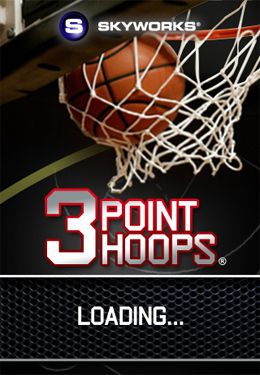 3 Point Hoops Basketball