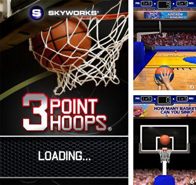 In addition to the game iBomber: Winter warfare for iPhone, iPad or iPod, you can also download 3 Point Hoops Basketball for free.