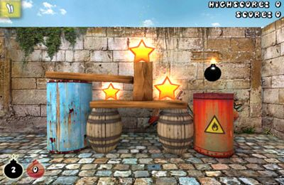 Download 3D Bomb iPhone free game.