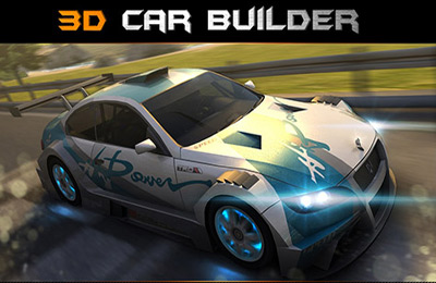 3D Car Builder iPhone game - free  Download ipa for iPad,iPhone,iPod