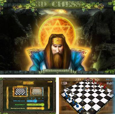 Download 3D Chess iPhone free game.