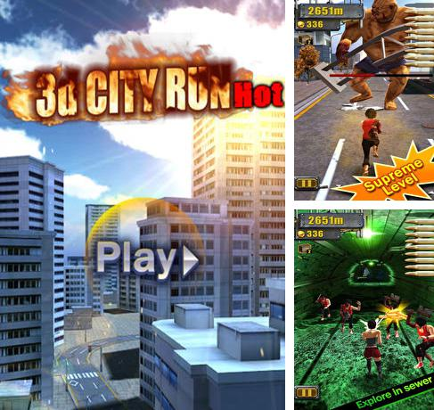 In addition to the game Ark of Sinners Advance for iPhone, iPad or iPod, you can also download 3D City Run Hot for free.