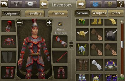 Free 3D MMO Celtic Heroes download for iPhone, iPad and iPod.