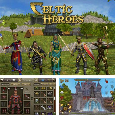 In addition to the game Bobby Carrot for iPhone, iPad or iPod, you can also download 3D MMO Celtic Heroes for free.