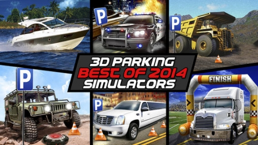 3D Parking simulator compilation: Best of 2014