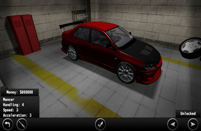 Free 3D Rally Racing download for iPhone, iPad and iPod.