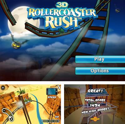 In addition to the game Tumble ranger for iPhone, iPad or iPod, you can also download 3D Rollercoaster Rush for free.
