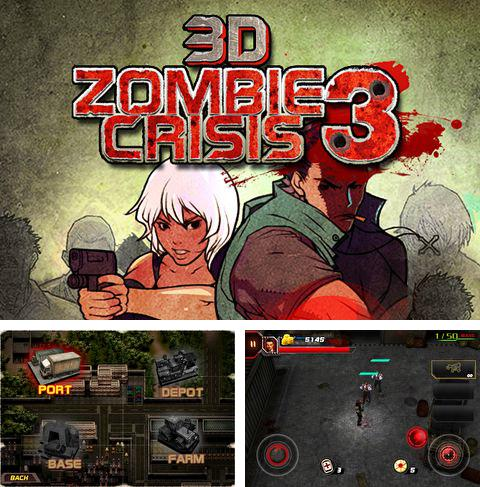 In addition to the game Tales of a Viking: Episode one for iPhone, iPad or iPod, you can also download 3D Zombie crisis 3 for free.