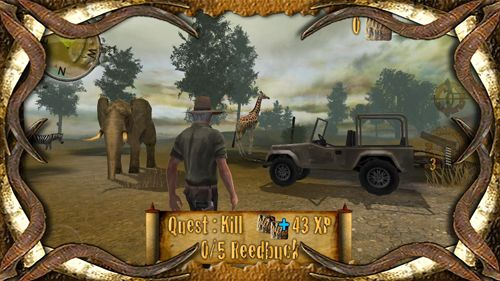 Download 4×4 safari 2 iPhone free game.