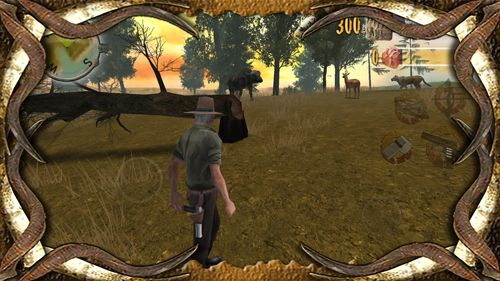 Screenshots of the 4×4 safari 2 game for iPhone, iPad or iPod.