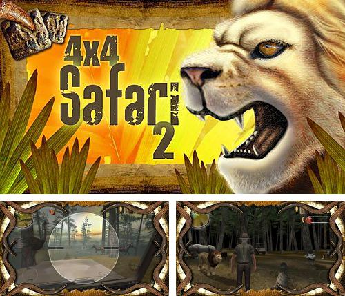 In addition to the game Lost Echo for iPhone, iPad or iPod, you can also download 4×4 safari 2 for free.