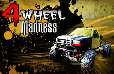 4 Wheel Madness (Monster Truck 3D Car Racing Games)