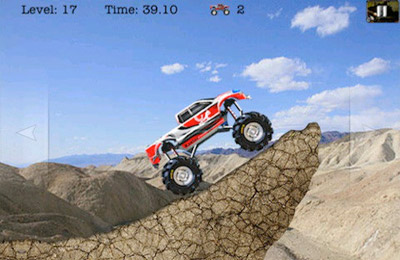 4 Wheel Madness Monster Truck 3d Car Racing Games Iphone Game