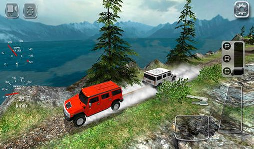 Free 4x4 Off-road rally 2 download for iPhone, iPad and iPod.