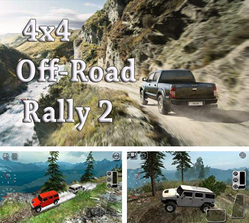 In addition to the game Noir run for iPhone, iPad or iPod, you can also download 4x4 Off-road rally 2 for free.