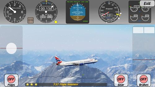 Download 737 flight simulator iPhone free game.