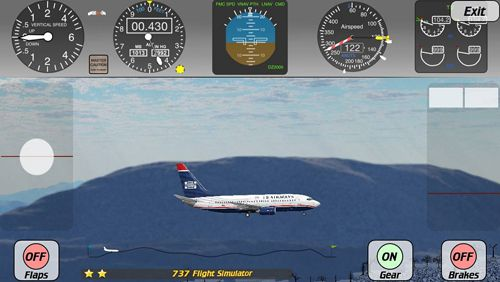 Baixe 737 flight simulator gratuitamente para iPhone, iPad e iPod.