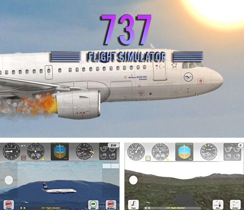 In addition to the game Squareface for iPhone, iPad or iPod, you can also download 737 flight simulator for free.