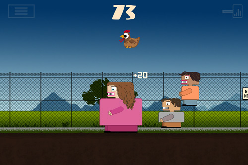 Download 7 lbs of freedom iPhone free game.