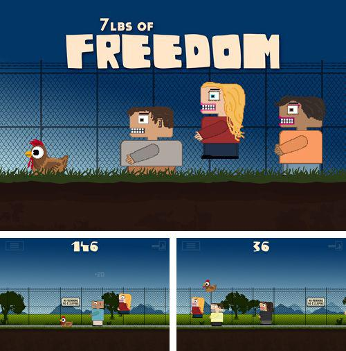 In addition to the game DC comics legends for iPhone, iPad or iPod, you can also download 7 lbs of freedom for free.
