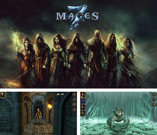 In addition to the game Volt for iPhone, iPad or iPod, you can also download 7 mages for free.