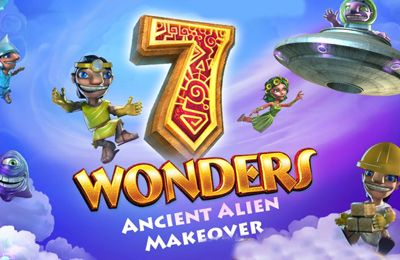7 Wonders: Ancient Alien Makeover HD