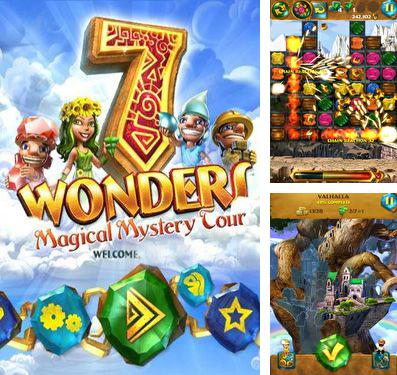 In addition to the game Talking Tom farts for iPhone, iPad or iPod, you can also download 7 Wonders: Magical Mystery Tour for free.