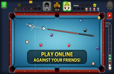 Free 8 Ball Pool download for iPhone, iPad and iPod.