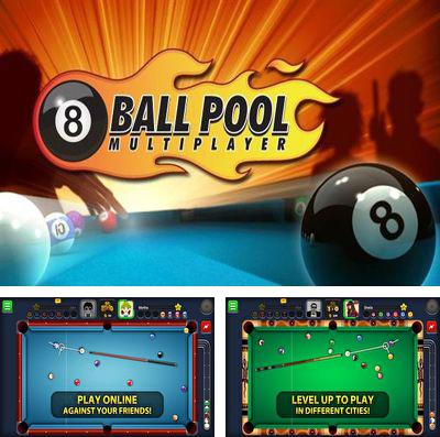 In addition to the game Burn the corn for iPhone, iPad or iPod, you can also download 8 Ball Pool for free.