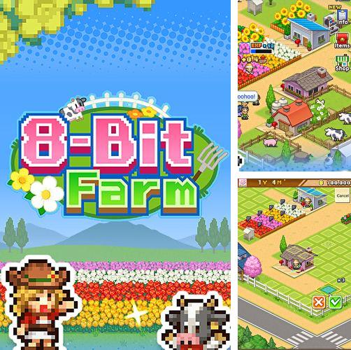 In addition to the game NASCAR: Redline for iPhone, iPad or iPod, you can also download 8-bit farm for free.