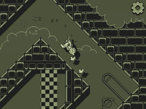 Capturas de pantalla del juego 8bit doves para iPhone, iPad o iPod.