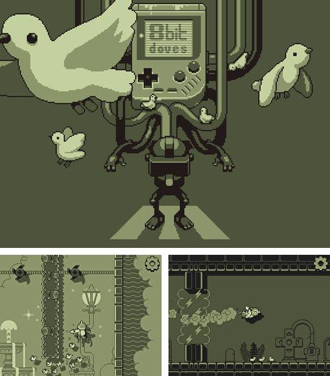 In addition to the game Agent A: A puzzle in disguise for iPhone, iPad or iPod, you can also download 8bit doves for free.