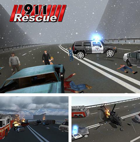 In addition to the game Dust offroad racing for iPhone, iPad or iPod, you can also download 911 Rescue for free.