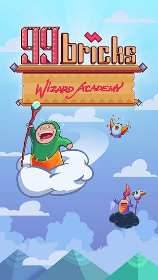99 Bricks: Wizard academy
