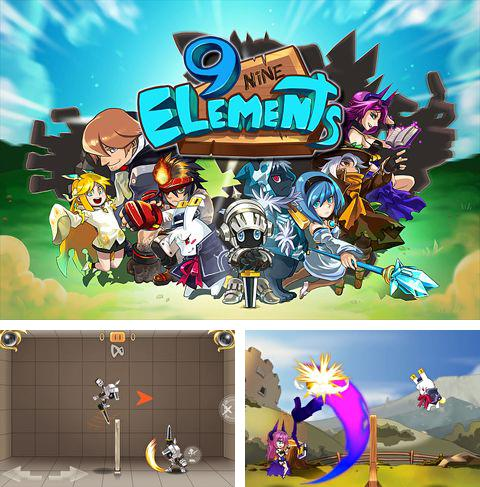 In addition to the game The World Ends with You: Solo Remix for iPhone, iPad or iPod, you can also download 9 elements for free.